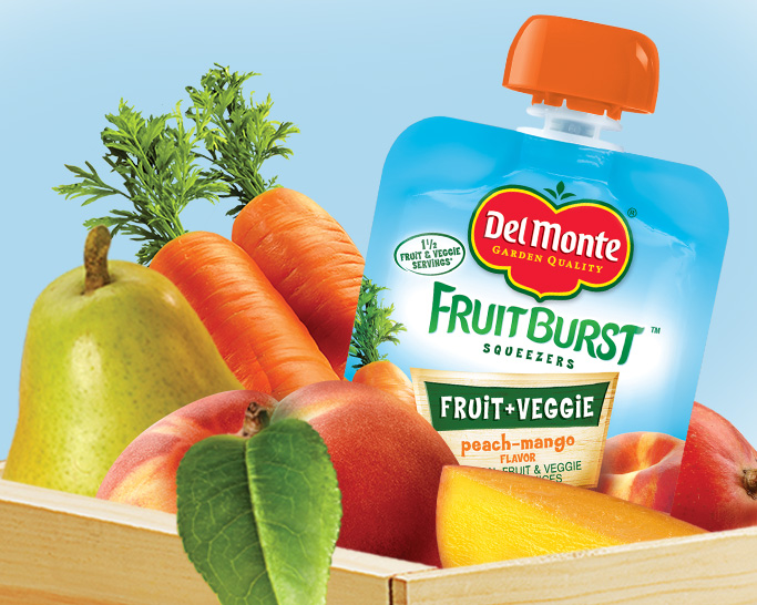 del monte fruit burst