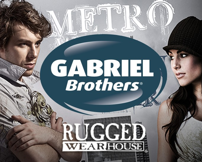 Gabriel Brothers / Rugged Wearhouse